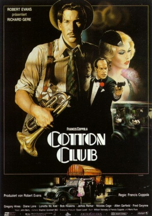 Cotton Club by Francis Coppola