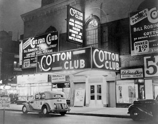 Cotton Club, New York